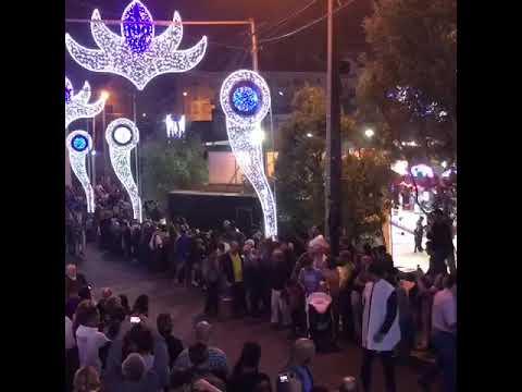Círio de Nossa Senhora da Nazaré - chegada a Alcainça 2018