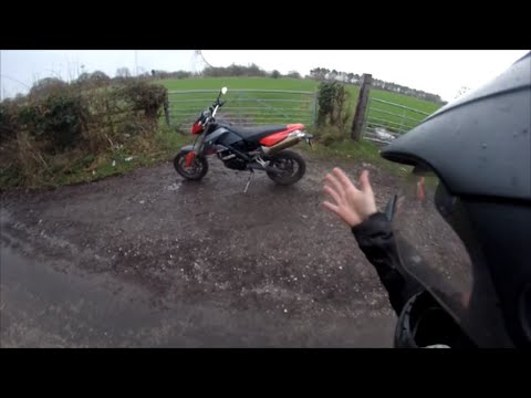 Bmw G650 Xmoto Walk Around and Sound Check and wanted upgrades