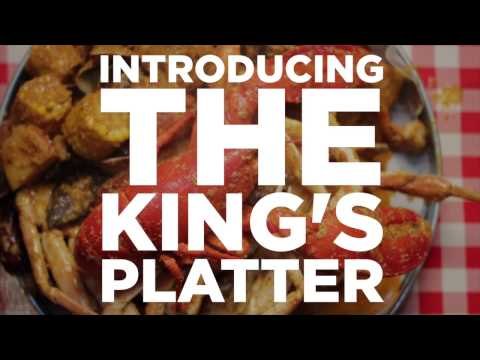 Lowcountry King's Platter