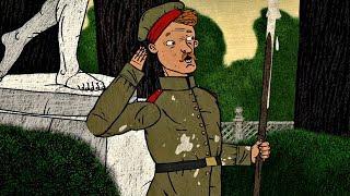Солдат и птица + Солдатская песня - Гора самоцветов | Сказки для детей