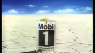 1981年CM モービル1 森山周一郎.