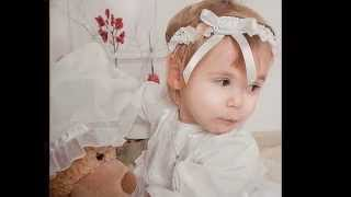 Крестильная одежда для малышей и их мамочек