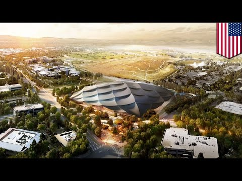 New Google headquarters: Mountain View gives approval for Charleston East project - TomoNews