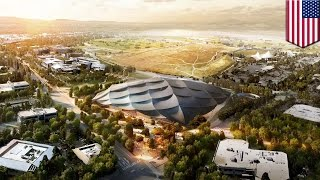 New Google headquarters  Mountain View gives approval for Charleston East project   TomoNews