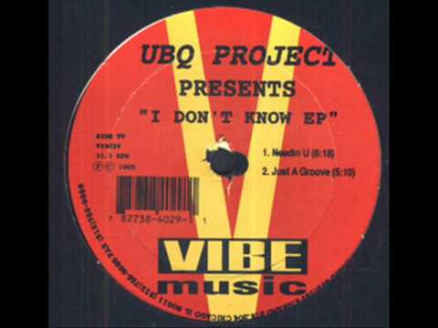 UBQ Project - Luv Me Down - Vibe Music 029