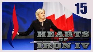 HOI4 Millennium Dawn Mod - Le Pen Front National #15
