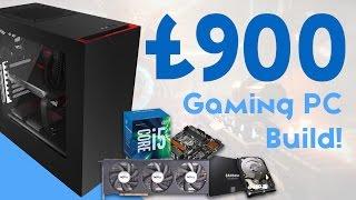epic 900 gaming pc build 2016 4k beast r9 fury