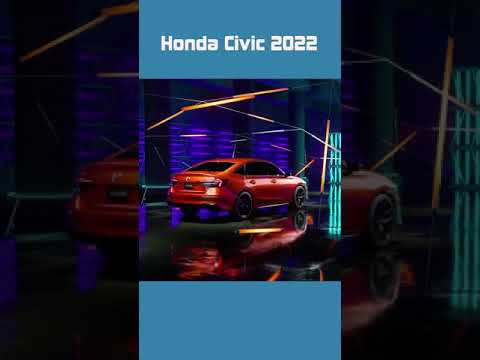 Honda Civic 2022 - Phiên bản thu nhỏ của Accord |Autodaily.vn| #Shorts