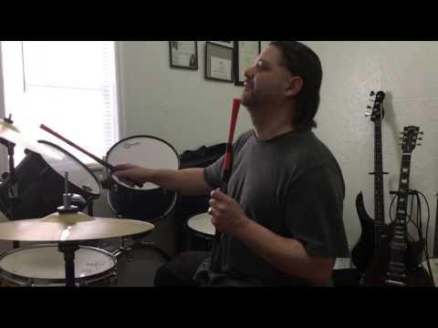 Beginner drum lesson - Money by Pink Floyd