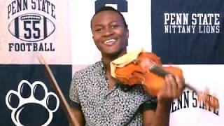 APES**T by The Carters (Violin Cover) - Emmanuel Houndo