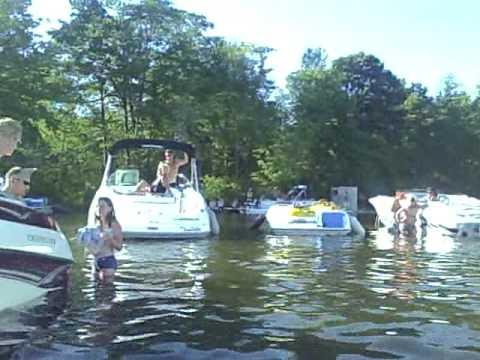 Saratoga Lake 8/7/2010