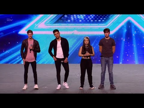 Group 2 Gets a SECOND Chance After This Performance - Bootcamp Day 1 The X Factor UK 2017