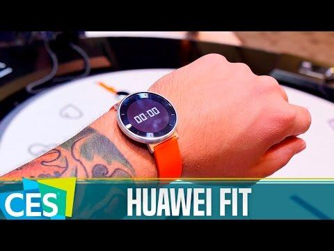 Huawei Fit, Primeras Impresiones #CES17