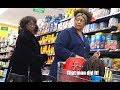 The Pooter - Farting on People at Walmart -