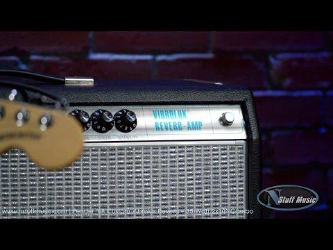 Fender '68 Custom Vibrolux Reverb - 35 Watt 2x10