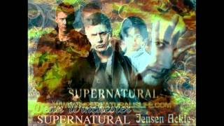 Supernatural Soundtrack - Beautiful loser [lyrics(EN+Deu)]