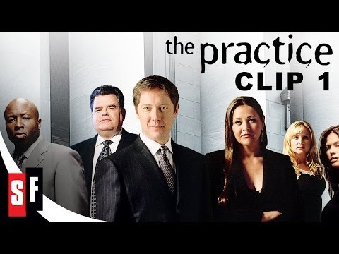 The Practice: The Final Season (4/4) Alan Gets Nasty