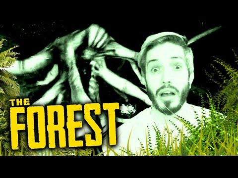 Cave Of Terror!  The Forest 14