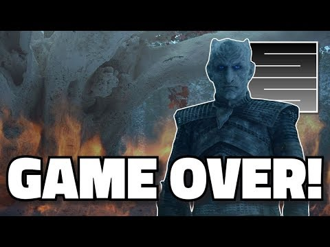 Game Of Thrones Ending Revealed!? - How Game Of Thrones Season 8 Will End