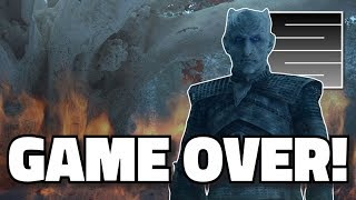 Game Of Thrones Ending Revealed!? - How Game Of Thrones Season 8 Will End | ADRBW Part 5