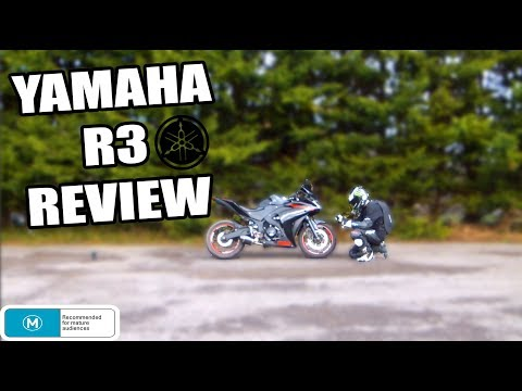 Yamaha R3 Motorcycle Review | 1 Year Later | 10,000 Miles