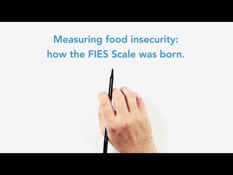 Measuring food insecurity: how the FIES Scale was born. Bringing the numbers to life. Full version