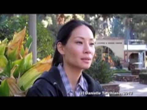 Lucy Liu sounds off on Stuyvesant High School & finding herself as an actor