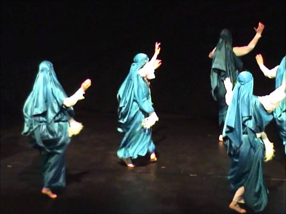Tunisian Style Dance
