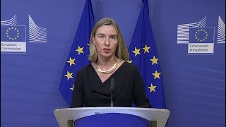EU Official: Iran Deal not up to Any Country to Terminate