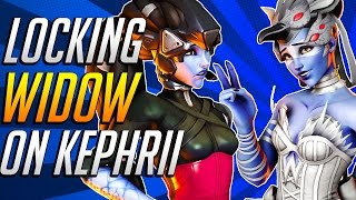 """Instalocking Widow from Kephrii"" (by accident) 