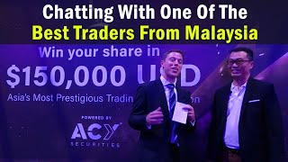 Live Chat With One of Malaysia's Best Traders - Riding Momentum & News Trading