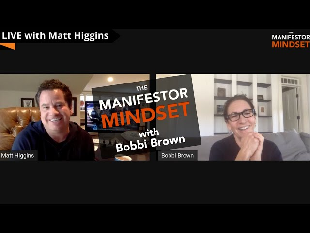 The Manifestor Mindset with Bobbi Brown