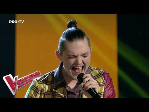 The Voice of Romania 2019 | FINAL | LIVE | George Aghinea - Redbone