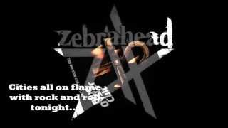 Watch Zebrahead Were Not A Cover Band Were A Tribute Band video