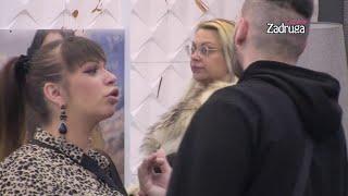 Zadruga 4 - Marijina ispovest o Miljaninom odrastanju i sukob zbog finansija - 02.02.2021.