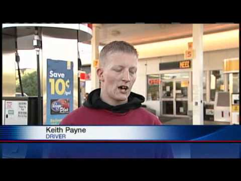 Gas Prices Leave Drivers Seeing Red