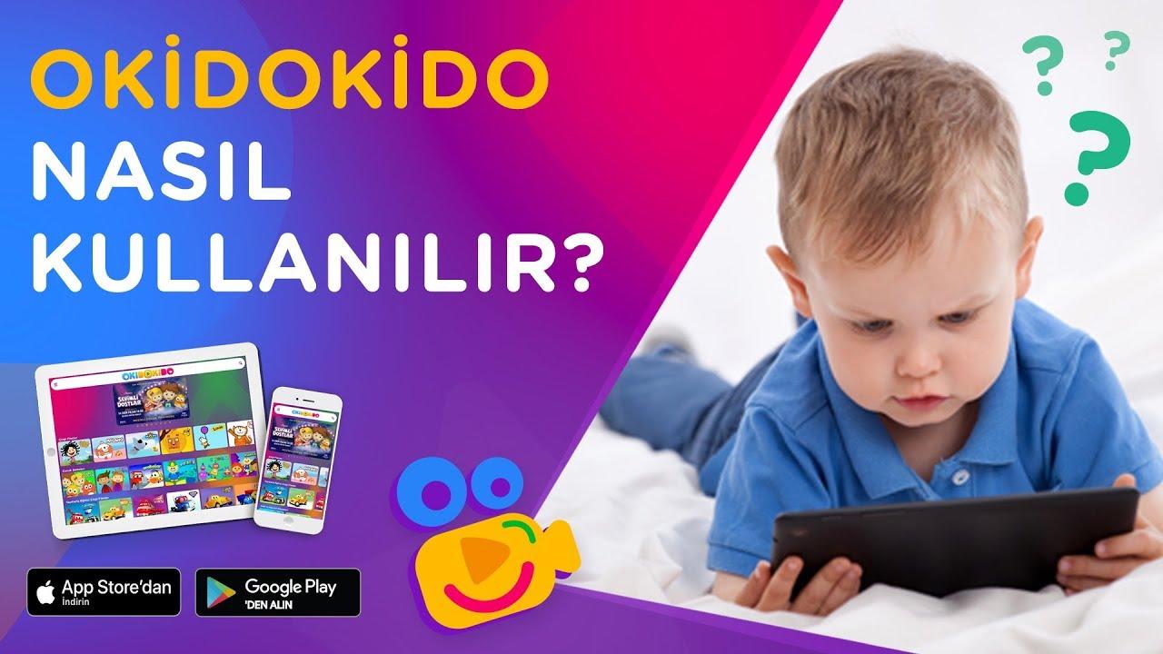 Okidokido nasıl kullanılır ve içinde neler var?
