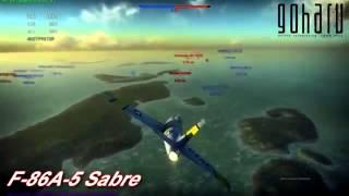 War Thunder    онлайн игры про военные самолёты -истребители.