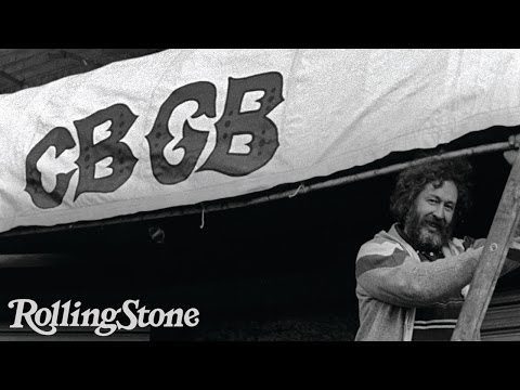 Jeff K - On This Day In 1973 Legendary NY Punk Club 'CBGB' Was Born