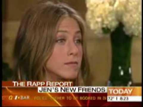 Jennifer Aniston on Today   4 April 2006