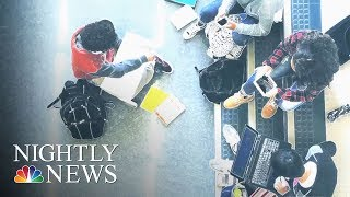 Hackers Make Student Data Public In Escalating Demands For Ransom | NBC Nightly News
