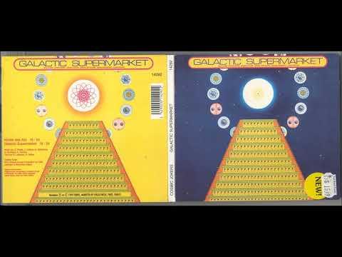 Cosmic Jokers - Galactic Supermarket (1974)