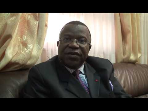 Elvis Ngole, Minister of Forestry and Wildlife of Cameroon on Law Enf and challenges - YoG Interview