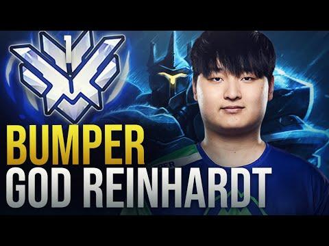 Bumper - THE WORLD'S BEST REINHARDT - Overwatch Montage