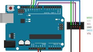 Прошивка hex файлов при помощи Arduino и SinaProg