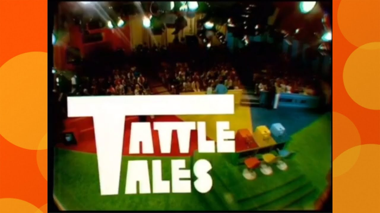 An episode of the old game show Tattletales from March 10, 1975!!!