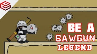 DA2 MiniMilitia SawGun Tricks Only Legends Could Do