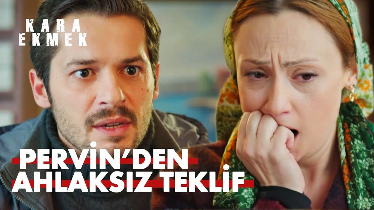 Download Ali, Pervin'in Aşk Teklifini REDDETTİ! - Kara Ekmek 5. Bölüm