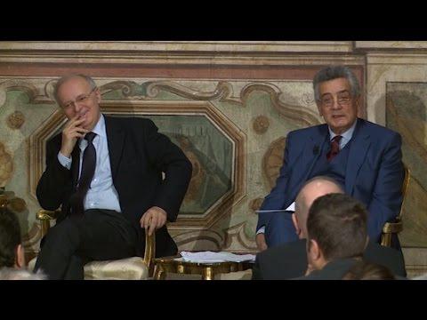 Lo stato della giustizia in Italia - Davigo e Fanfani ad Arezzo