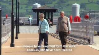 Ewrop a Gogledd Cymru -- Arfordir Ynys Môn / Europe & North Wales -- Anglesey Coast